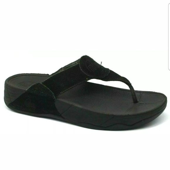 531c879a1640 Fitflop Shoes | Oasis Thong Slip On Sandal Wobble Board | Poshmark